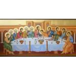 Репродукция на икона - Тайната вечеря