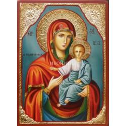 Чудотворните икони на Богородица