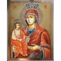 Богородица Троеручица – чия е третата ръка