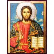 Икони на Исус Христос с декупаж