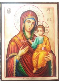Иверска икона на Света Богородица - Портарица - Пазителка на портата - репродукция