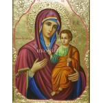 Чудотворната икона на Св. Богородица Вратарица - Пазителка на портите - репродукция