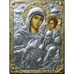 Икона репродукция - Света Богородица с Младенеца - високо качество