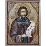 Репродукция на икона на Свети Йоан Кукузел