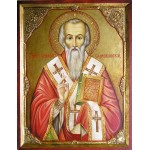 Репродукция на икона на Свети Симеон Самоковски