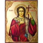 Репродукция на икона на Свети Стефан